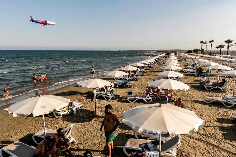 Wizzar na Cyprze /AFP