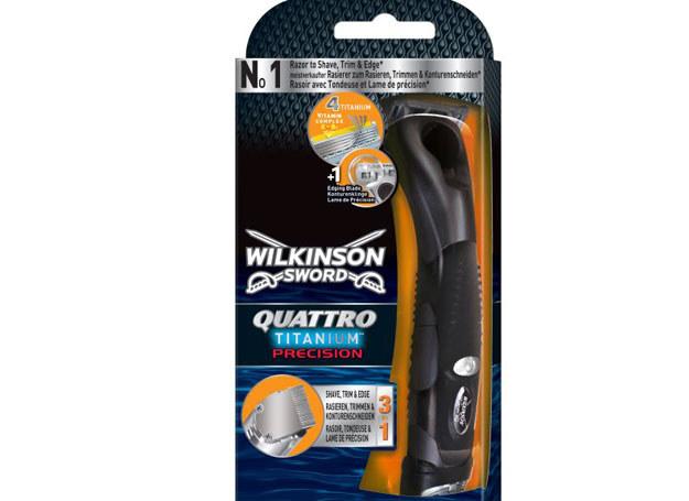 Wkłady Quattro Titanium Precision /materiały promocyjne