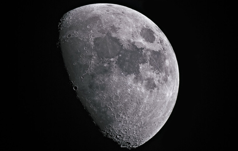 Wkrótce doczekamy się chińsko-europejskiej bazy na Księżycu? /123RF/PICSEL