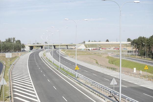 Wkrótce kierowcy pojadą nowymi drogami / Fot: Adam Wysocki /East News