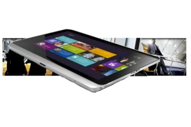 Wkrótce na rynku zadebiutuje HP Slate 8 - właśnie tak będzie wyglądał? /materiały prasowe