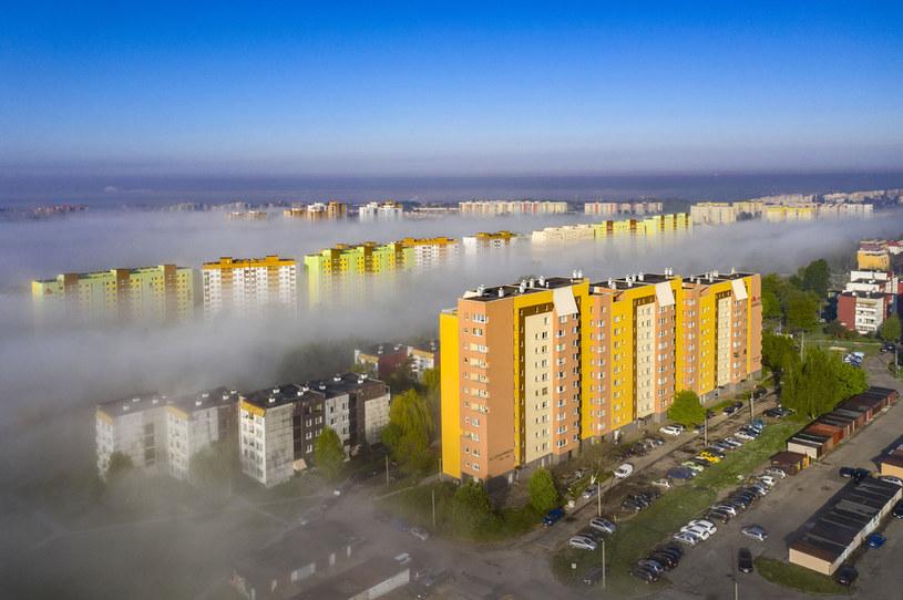 Wkrótce nikt nie będzie chciał mieszkania bez balkonu? /Robert Neumann /Agencja FORUM