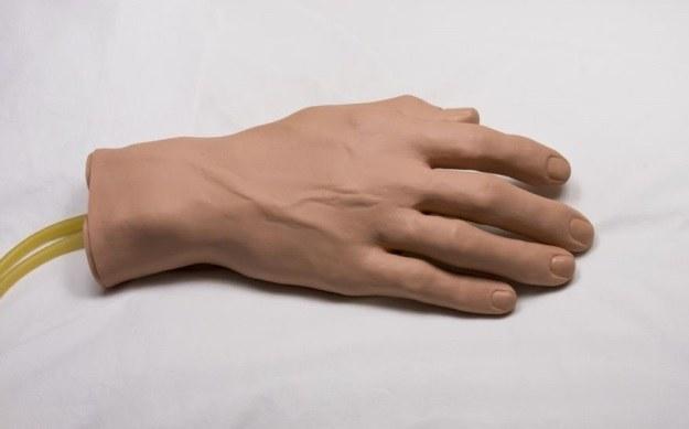 Wkrótce powstaną protezy kończyn nowej generacji? /123RF/PICSEL
