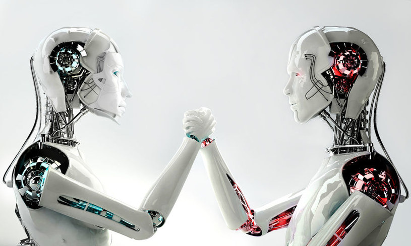 Wkrótce roboty będą uczyć się od siebie nawzajem nowych czynności /123RF/PICSEL