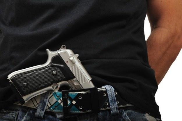 Wkrótce taką broń będzie można otrzymać przy użyciu drukarki 3D /123RF/PICSEL