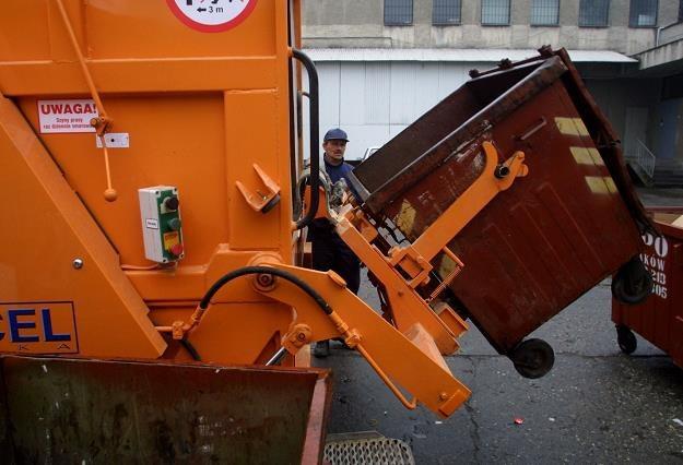 Wkrótce wzrosną ceny za wywóz śmieci... Fot. Tomasz Rytych /Reporter