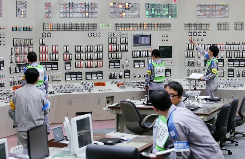 Włączenie reaktora jądrowego we wtorek nad ranem /AFP