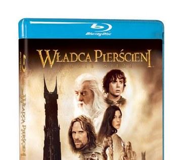 """""""Władca Pierścieni"""" na Blu-ray"""