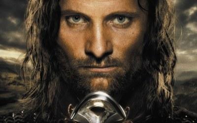 Władca Pierścieni: Powrót Króla - fragment okładki z filmu /Informacja prasowa
