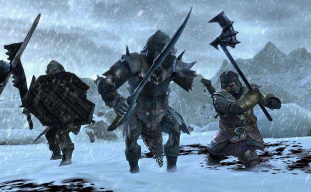 Władca Pierścieni: Wojna na Północy - screen z gry /Informacja prasowa