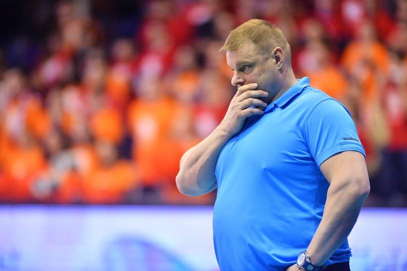 Władimir Alekno /CEV /materiały prasowe