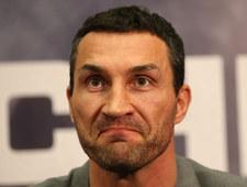 Władimir Kliczko do brata: Przez ciebie nie byłem mistrzem WBC! Wideo