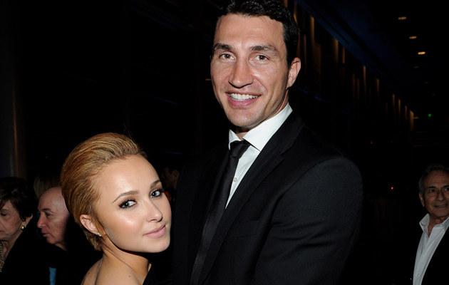Władimir Kliczko i Hayden Panettiere zostaną rodzicami! /Michael Buckner  /Getty Images