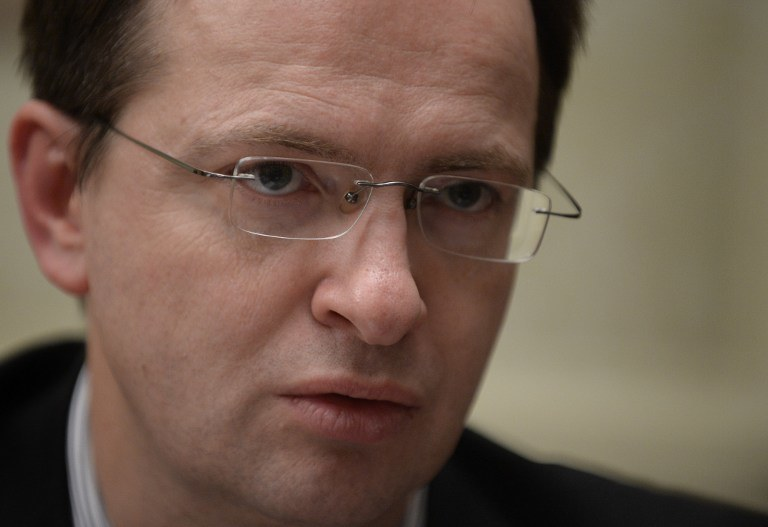 Władimir Miedinski /AFP