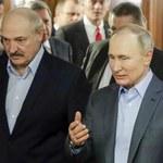 """Władimir Putin: """"Białorusini powinni sami poradzić sobie z sytuacją w swoim kraju"""""""