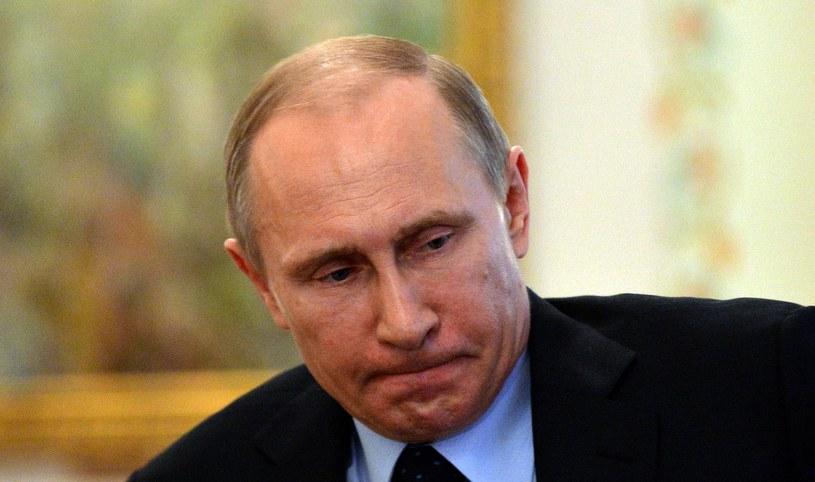 Władimir Putin chce, żeby Rosja traktowana była jak mocarstwo /AFP