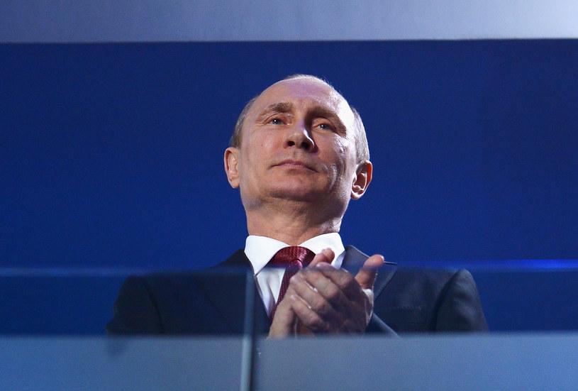 Władimir Putin /fot. Dennis Grombkowski /Getty Images