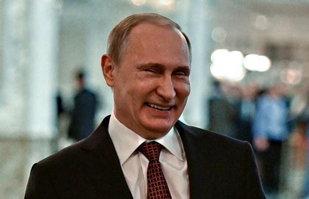 Władimir Putin, fot. Ukrafoto /Lazarenko Mykola /East News