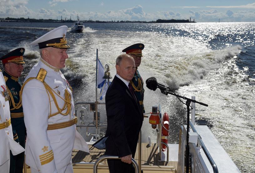 Władimir Putin i minister obrony Siergiej Szojgu (Zdj. archiwalne) /POOL SPUTNIK KREMLIN /East News