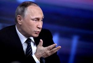 Władimir Putin: Interesy państw europejskich polegają na jednoczeniu wysiłków w Rosją