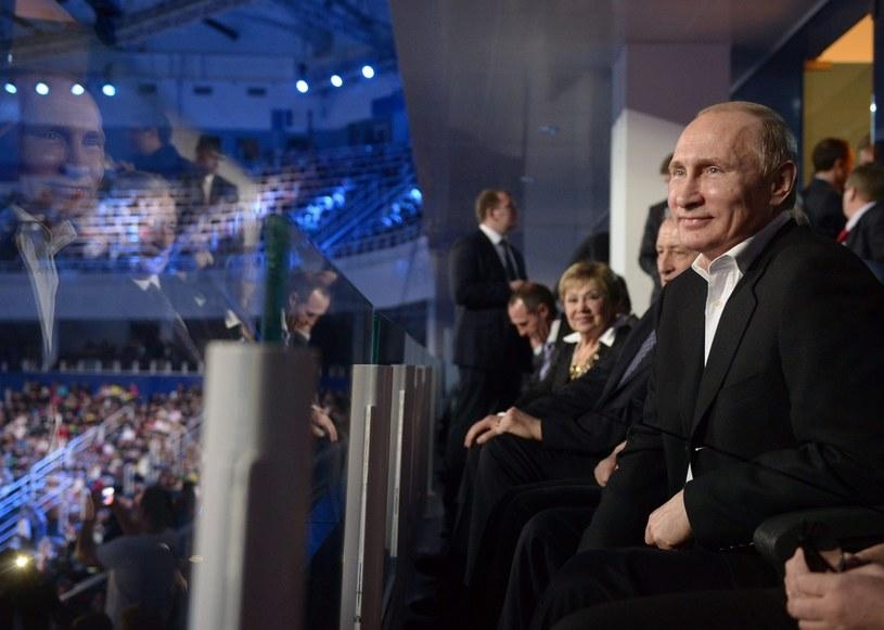Władimir Putin może liczyć na poparcie europejskich sojuszników /PAP/EPA