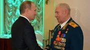 Władimir Putin nagrodził i ostatniego marszałka ZSRR