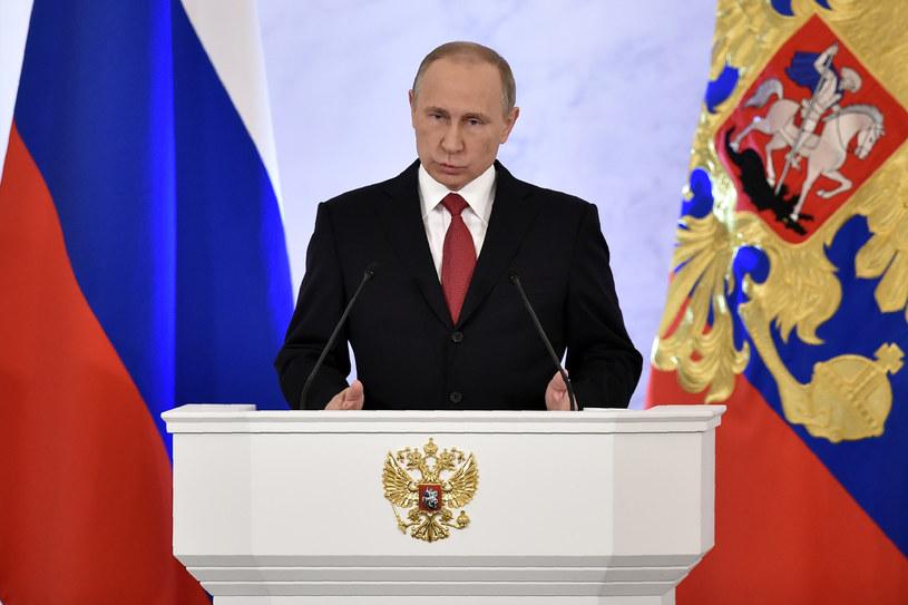 Władimir Putin napisał do Donalda Trumpa /Natalia Kolesnikova /AFP