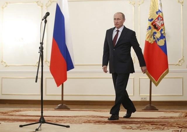 Władimir Putin nasila działaność szpiegowską w Niemczech /MAXIM SHIPENKOV    /PAP/EPA