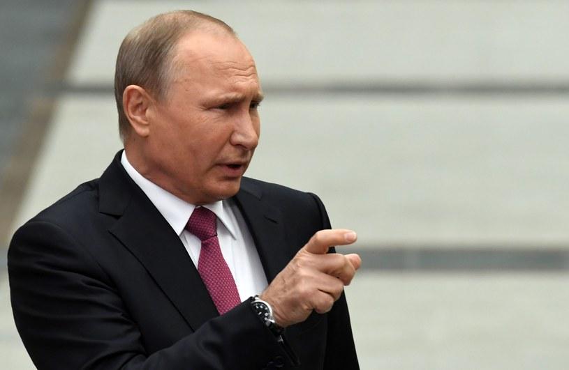Władimir Putin nie będzie zadowolony /AFP