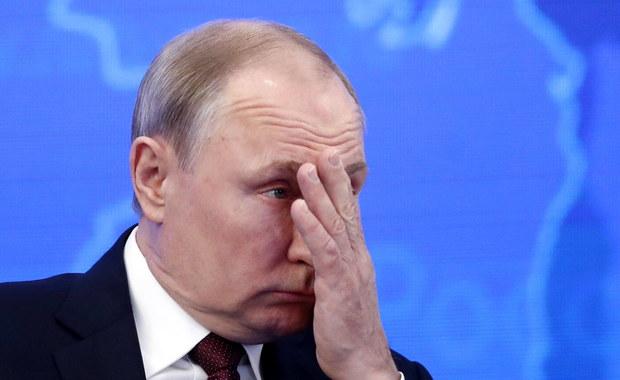 Władimir Putin nie dostał zaproszenia na obchody rocznicy wybuchu II wojny światowej