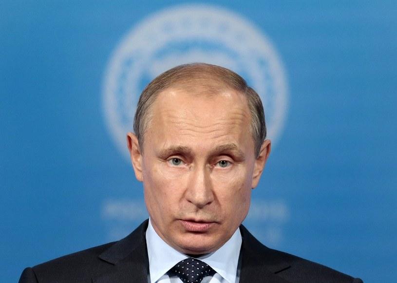 """Władimir Putin """"nie może wygłosić takich propozycji"""", bo zostałby uznany za """"wariata"""" /East News"""