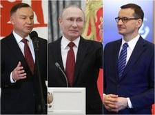Władimir Putin nie wybiera się 10 kwietnia do Smoleńska, rosyjski MSZ zaprzecza słowom rzecznika Andrzeja Dudy