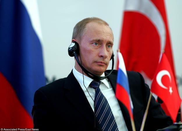 Władimir Putin, prezydent Federacji Rosyjskiej, fot. Murad Sezer, ASSOCIATED PRESS /Super Express