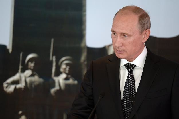 Władimir Putin, prezydent Rosji /AFP