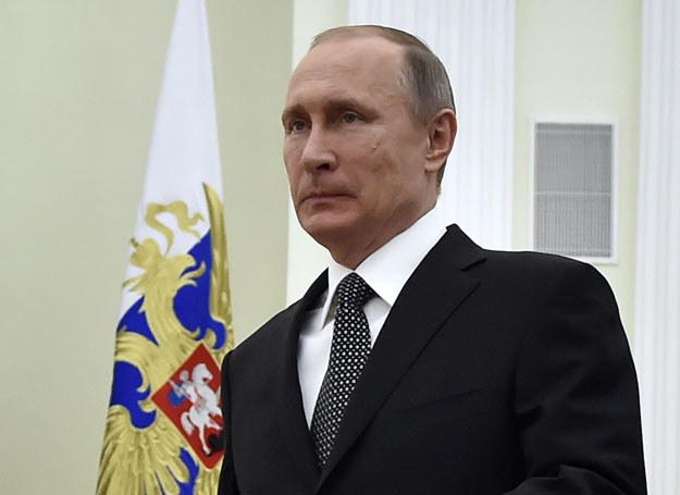 """Władimir Putin: """"Rosjanie w żadnym przypadku nie mogą zapominać o swojej kulturze i tradycjach"""" /AFP"""