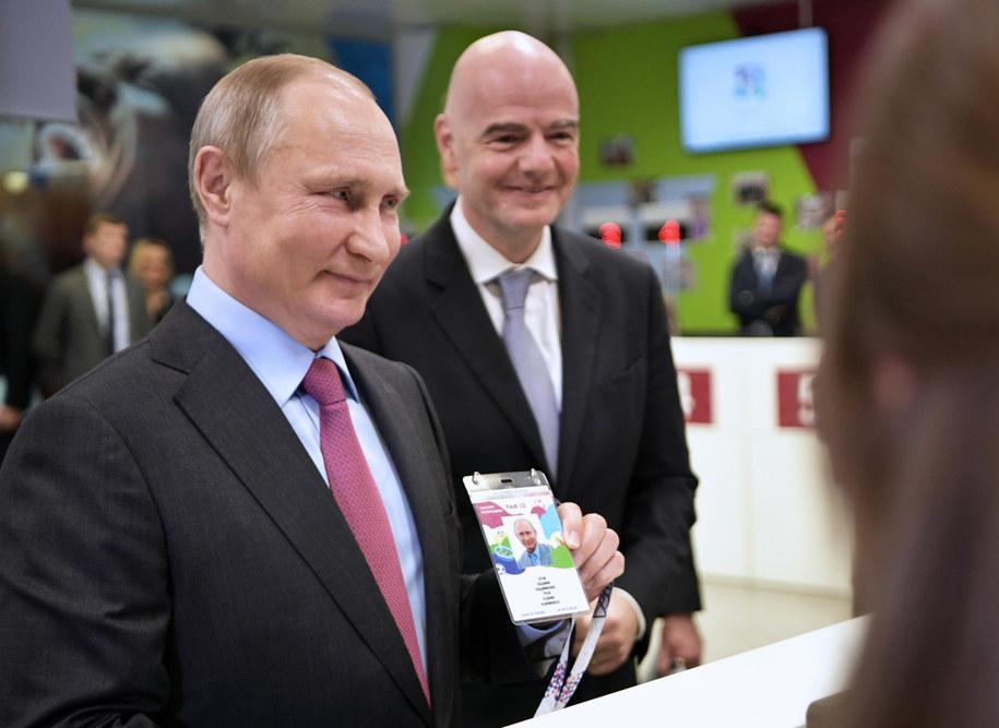 Władimir Putin rządzi w Rosji od 18 lat /ALEXEY NIKOLSKY / SPUTNIK   /PAP/EPA