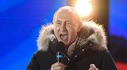 Władimir Putin skomentował wynik wyborów