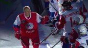 Władimir Putin zagrał w pokazowym meczu w Soczi