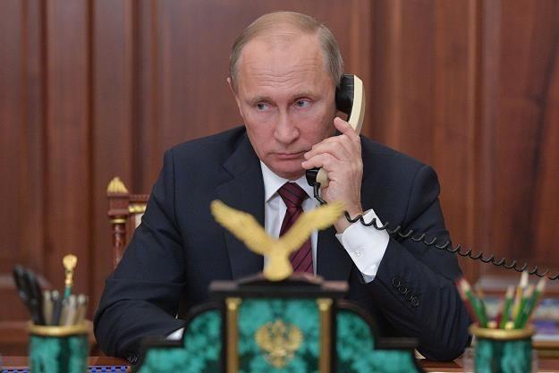 Władimir Putin zarządził utworzenie nowego internetu /AFP