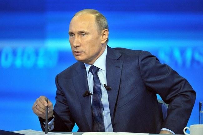 Władimir Putin, źródło: kremlin.ru /