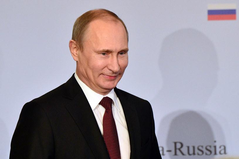 Władimir Putin /GIUSEPPE CACACE /AFP