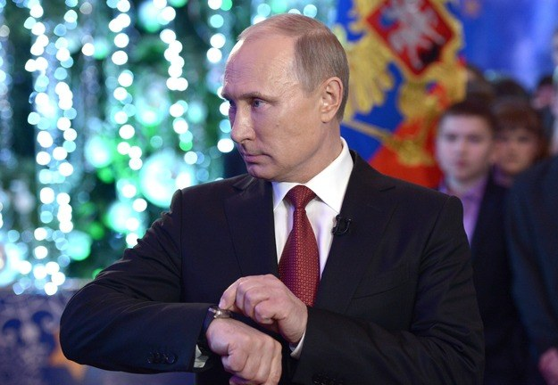 Władimir Putin /ALEKSEY NIKOLSKYI/POOL /PAP/EPA