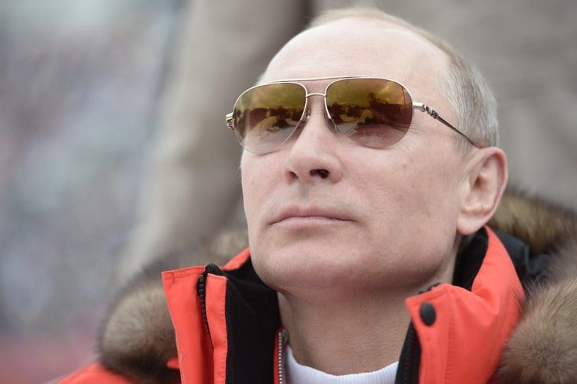 Władimir Putin /- /East News