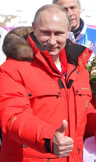 Władimir Putin /JAN WOITAS /PAP/EPA