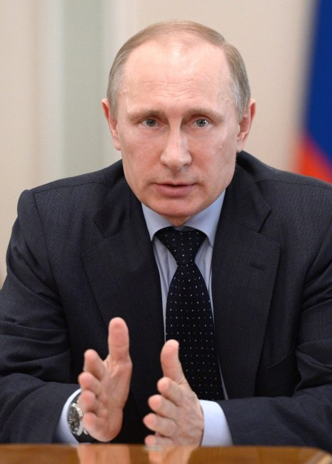 Władimir Putin /RIA NOVOSTI / KREMLIN POOL /PAP/EPA