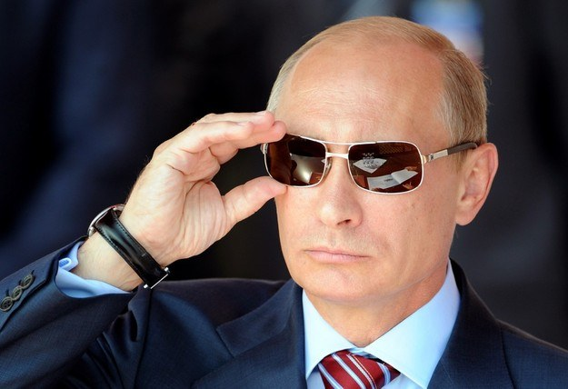 Władimir Putin /DMITRY KOSTYUKOV /East News