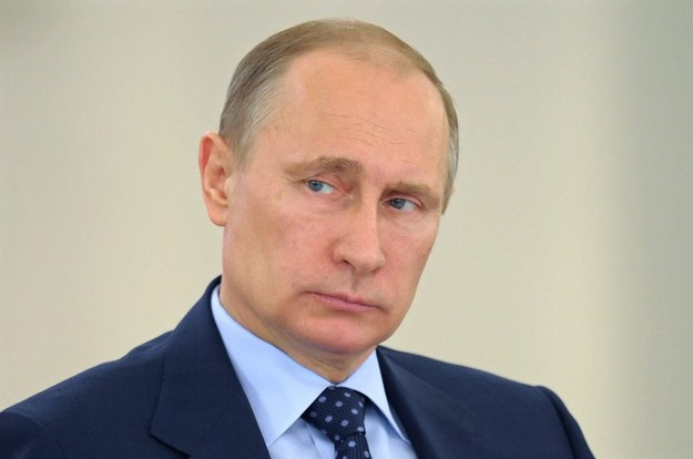 Władimir Putin /ALEXEY DRUZHINYN / RIA NOVOSTI / KREMLIN POOL /PAP/EPA