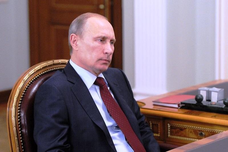 Władimir Putin /MIKHAIL KLIMENTYEV / RIA NOVOSTI / KREMLIN POOL /PAP/EPA