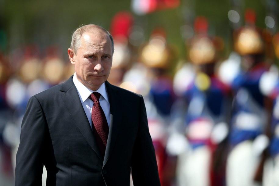 Władimir Putin /FERNANDO BIZERRA JR   /PAP/EPA