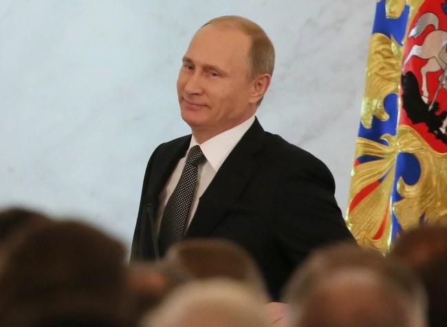 Władimir Putin /PAP/EPA/SERGEI ILNITSKY /PAP/EPA